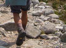 horský nosič, turista, horolezec, hory, turistika