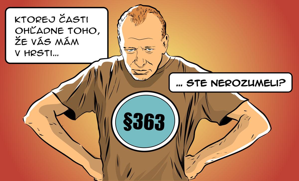 Karikatúra 22.09.2021