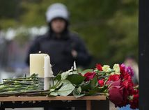 Rusko univerzita Perm streľba obete zranení