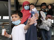 Afganistan / Utešenci / Azyl /
