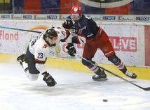 SR Hokej TEL 1/2 1. Zvolen Slovan BBX Slovan