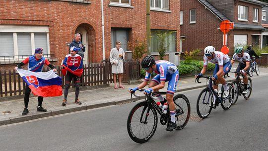 Milan Kadlec, cyklistika