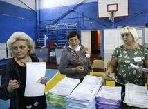 Rusko voľby