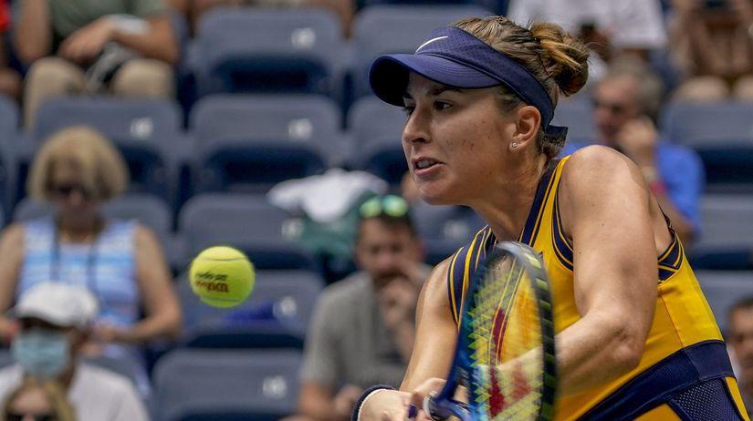 USA Tenis US Open ženy dvojhra 1.kolo Bencicová