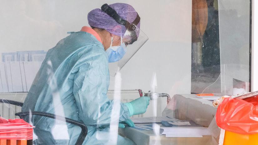 testovanie, koronavírus