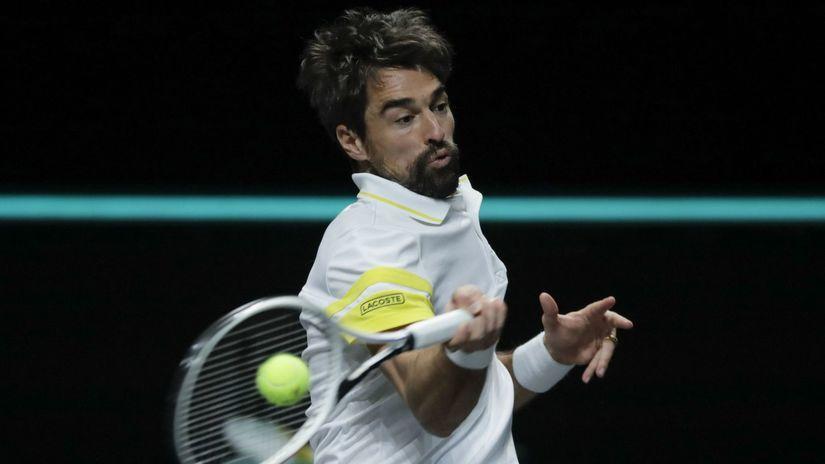 Holandsko Rotterdam tenis ATP dvojhra štvrťfinále
