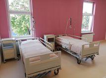 Nová nemocnica FBLR sv. Michala v Číži