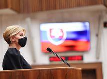 Čaputová: Slovensko je zranenou krajinou, zúfalo potrebuje stabilitu