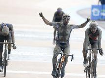 Francúzsko Cyklistika Paríž Roubaix Colbrelli