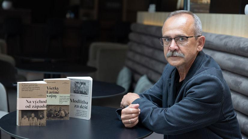 Wojciech Jagielski, spisovateľ