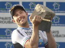 Francúzsko Cyklistika Paríž Roubaix víťaz Colbrelli