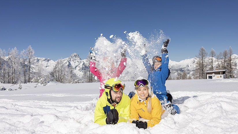 Ski Hinterstoder , PR, nepouzivat