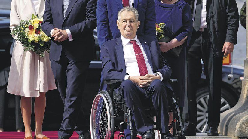 Miloš Zeman, český prezident