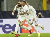 Karim Benzema, Kylian Mbappé
