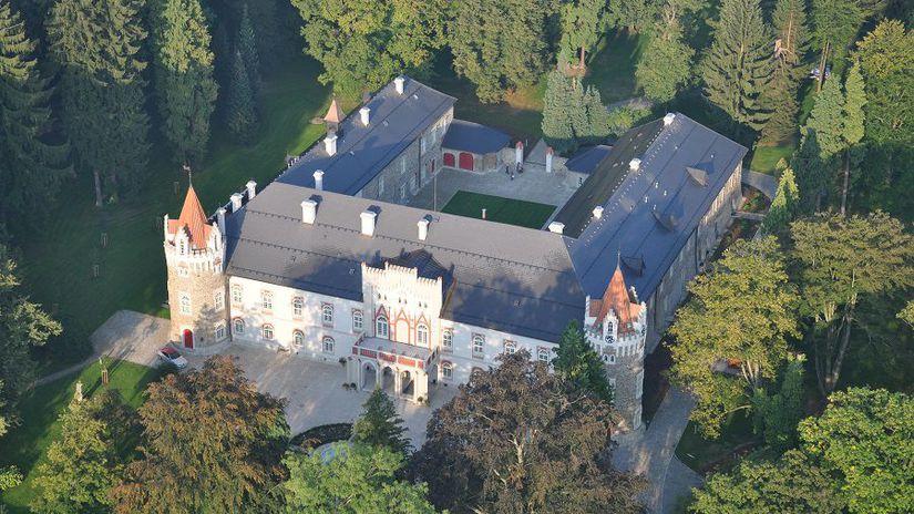 Chateau Heralec, PR, nepouzivat