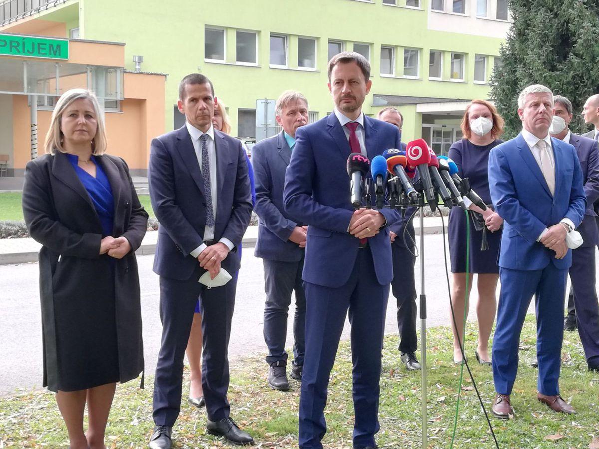 Eduard Heger, Štefan Hamran, Vladimír...