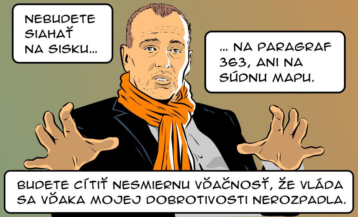 Karikatúra 12.10.2021