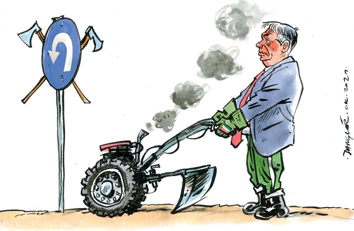 Karikatúra 13.10.2021