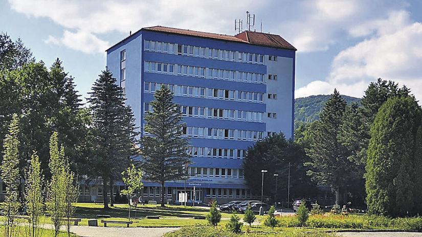 Nemocnica Brezno