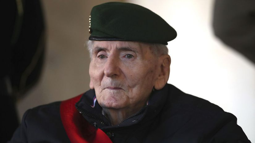 protinacistický odboj hrdina Hubert Germain