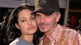 Angelina Jolie a Billy Bob Thornton.