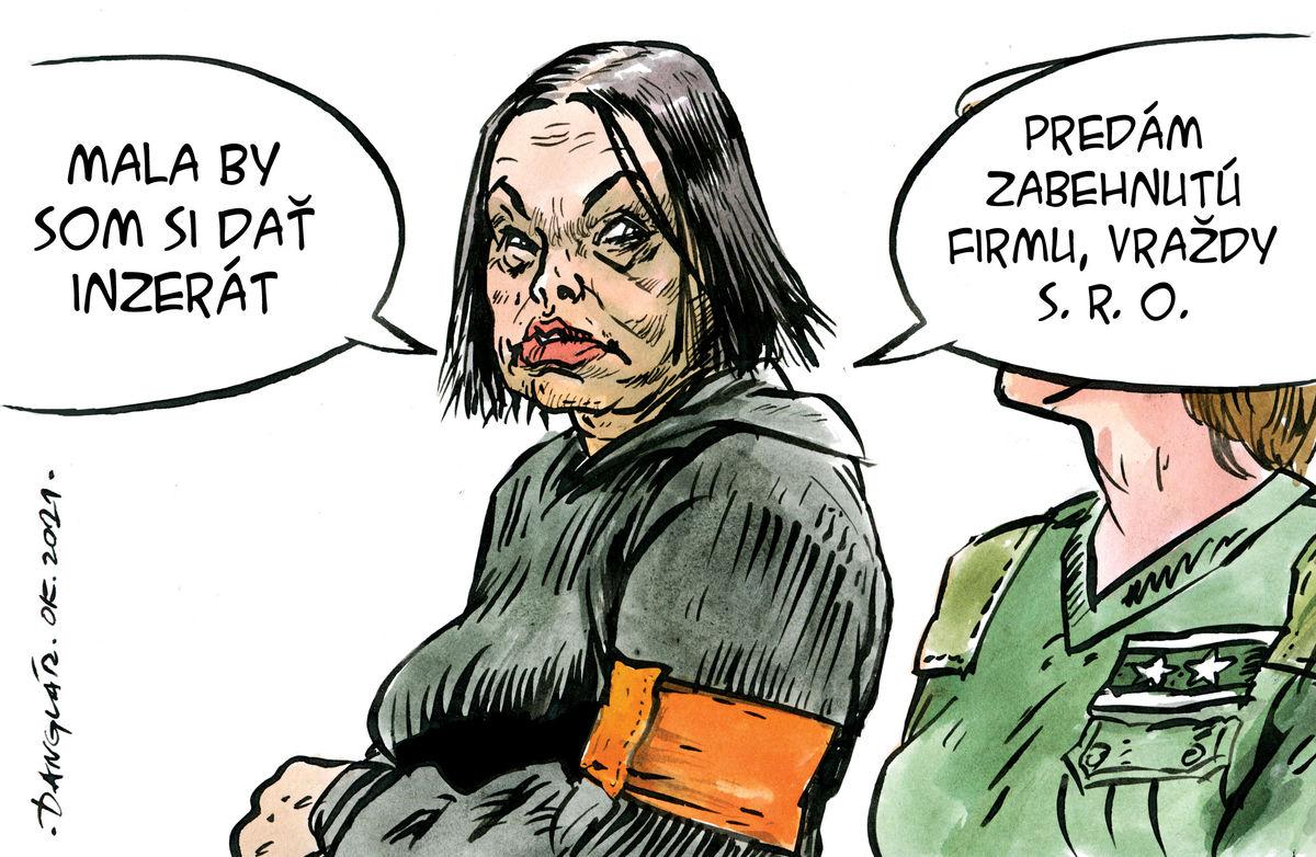 Karikatúra 14.10.2021