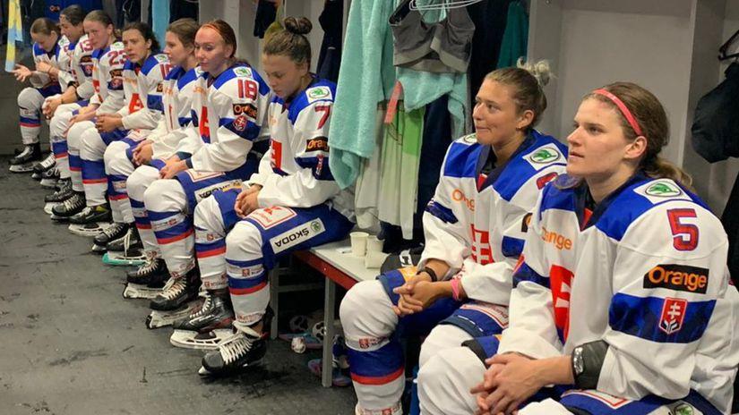 hokejistky Slovensko