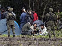 Poľsko Bielorusko migranti hranice stav núdzový Sejm predĺž