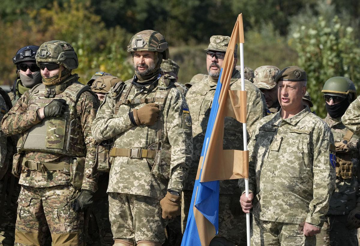 Ukrajina, armáda, vojaci