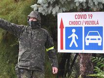 Koronavírus / Vojak / Vojaci /