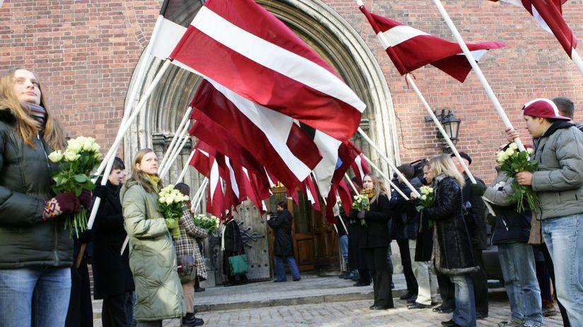 Lotyšsko, legionári, nacizmus