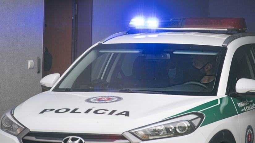 Polícia / Policajt / NAKA /